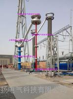 調頻式串并聯諧振耐壓成套試驗機 LYYD2000