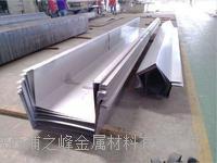 西安201不锈钢天沟加工6米长