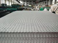 热销1000*2000规格的西安不锈钢花纹板 材质:201、304