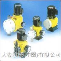 计量泵米顿罗GM0170PQ1MNN GM0170PQ1MNN