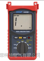 ETCR3400B绝缘电阻表
