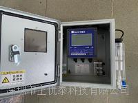 上泰余氯檢測儀帶電箱帶流通槽 CT-6300