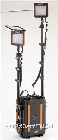 靈光XC4-16WS×2便攜式移動照明系統 LED燈 工程燈 升降燈 應急燈