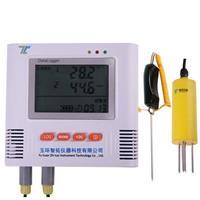 土壤溫度水分記錄儀 ZTS-2X