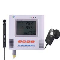 溫濕光照度記錄儀 i500-THG