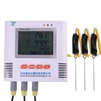 三路土壤溫度記錄儀 i500-E3TW