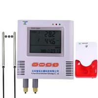 六路溫度記錄儀帶聲光報警 i500-E6T-A