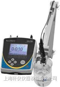 台式豪华型pH/ORP/离子测量仪器