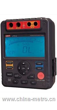 絕緣電阻測試儀UT512