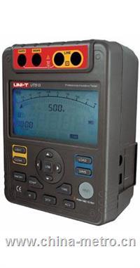 絕緣電阻測試儀UT513