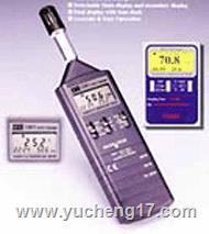 記憶式溫濕度計TES-1363