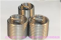 不锈钢螺丝套 南京不锈钢螺套厂供应recoil 0 5 0 8 2 Y A G不锈钢螺丝套