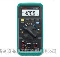 日本KAISE凯世SK-6161多功能数字万用表汽车/摩托车 万用表 SK-6161多功能数字万用表