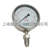 浙江标准型卫生隔膜压力表