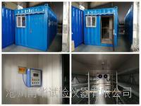 集裝式移動養護室BYS-III型