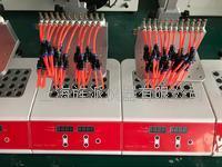 24孔干式氮吹仪流量计15L