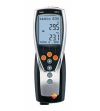 testo 635-2環境溫濕度儀 工業溫濕度計testo635 2溫濕度儀(套裝)