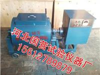 強制式單臥軸混凝土攪拌機 HJW-30型