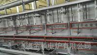 磷酸鐵鋰、石墨負極材料輥道窯、磷酸鐵鋰、石墨負極材料推板窯