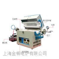 上海開啟式真空管式爐廠家直銷 SLG1200
