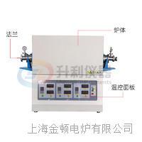 1700°C三溫區管式爐 SL-1700