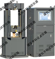 WAW-600B型電液伺服萬能試驗機