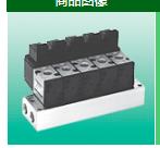 連接配線:CKD兩位三通原裝閥 3PA210-06-LP-3