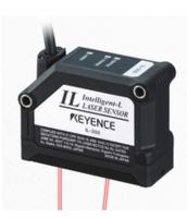 結構簡圖:基恩士KEYENCE傳感器IL-300  OP-87866