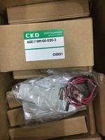日本CKD先導式5通電磁閥,4GE系列常用 4GE119R-00-E20-3
