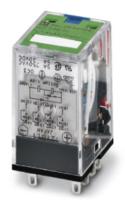PHOENIX菲尼克斯2834096繼電器結構特點分析 REL-IR/LDP- 24DC/4X21AU