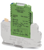 菲尼克斯PHOENIX信號隔離器PI-EX-IDS-I/I資料解析 菲尼克斯型號隔離器注意事項