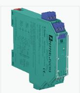 使用指導手冊:P+F開關量輸入安全光柵 KFD2-SOT3-Ex1.LB