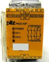 公司主营品牌;540010,德国pilz紧凑型继电器 原装进口pilz紧凑型继电器