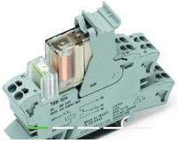 WAGO万可继电器模块的额定电压 788-355