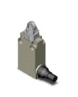 选择要求OMRON欧姆龙D4F-302-1R限位开关 D4JL-4NFA-C7-01