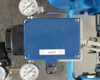 进口AVP300-RSD4A,山武AZBIL阀门定位器