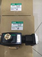 反应灵敏的日本CKD先导式3.4通阀 4F310E-10-24V