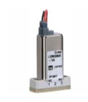 日本SMC直動式3通電磁閥 LVM09R4-5A