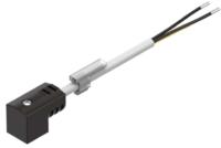 分析FESTO費斯托帶電纜插座 KMEB-1-24-5-LED