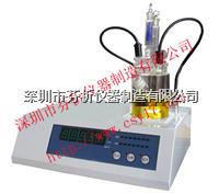 潤滑油水分測定儀/潤滑油水分檢測儀