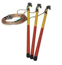 10kv组合式高低压接地棒线,JDY-NL-NS高低压接地棒线,电力局专用高低压接地线 JDX