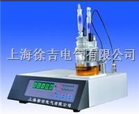 WS-3型微量水分測定儀 WS-3型