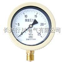 膜盒壓力表 YE-150