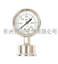 YMZ隔膜壓力表