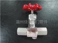 精品打造304,316不銹鋼JJM1-160P,DN5,M20*1.5氣源壓力儀表針型截止閥,壓力表開關閥門 JJM1