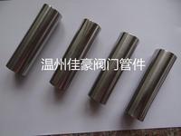 定做加工304不銹鋼非標單雙頭內絲螺紋短接短節短管子 1/2 4分 L=30 40 50 60 70 80 90 100 200 300 400mm