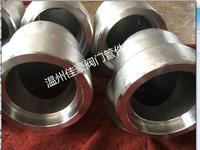 精品鍛制20#碳鋼,304、316不銹鋼承插焊高壓彎頭,三通,直通管箍,插入焊接式彎頭