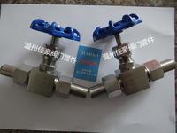 J21W-16/25/32/40/64/160/320P/R 304不銹鋼外螺紋活接頭對焊式/焊接式針型截止閥門