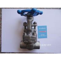 Z61W-800LB DN15 304SS不銹鋼承插焊閘閥 Z61W-PN6.3