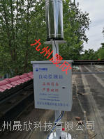北京旱情雨量監測站 JZ-YL